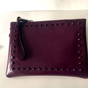 NWT Women Clutch Wristlet purse Gianni Chiarini